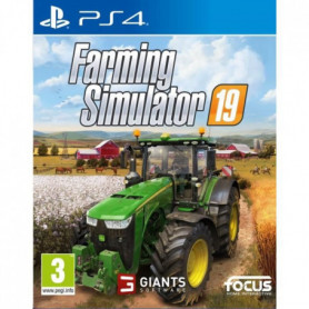 Farming Simulator 19 Jeu PS4