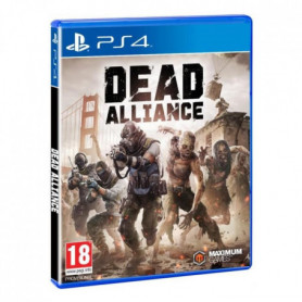 Dead Alliance Jeu PS4