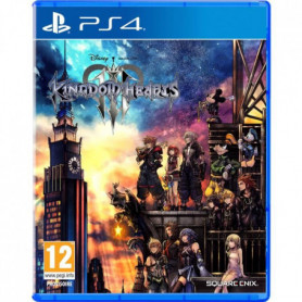 Kingdom Hearts 3 Jeu PS4