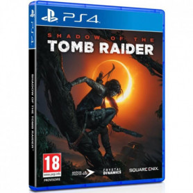 Shadow of the Tomb Raider Jeu PS4