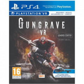 Gungrave VR The Loaded Coffin Edition Jeu PS4