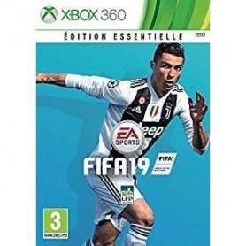FIFA 19 Édition Essentielle Jeu Xbox 360