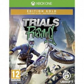 Trials Rising Édition Gold Jeu Xbox One