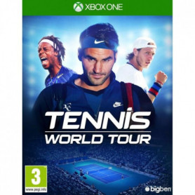 Tennis World Tour jeu Xbox One