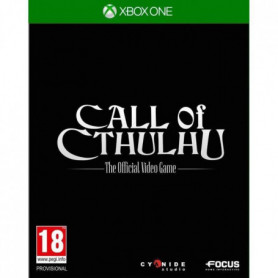 Call of Cthulhu Jeu Xbox One