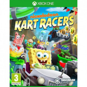 Nick Kart Racing Jeu Xbox One