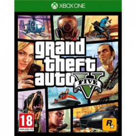 GTA V Jeu Xbox One