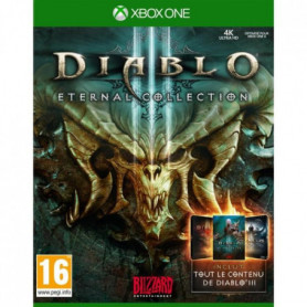 DIABLO 3 Eternal Collection Jeu Xbox ONE