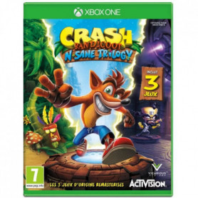 Crash Bandicoot N. Sane Trilogy Jeu Xbox One
