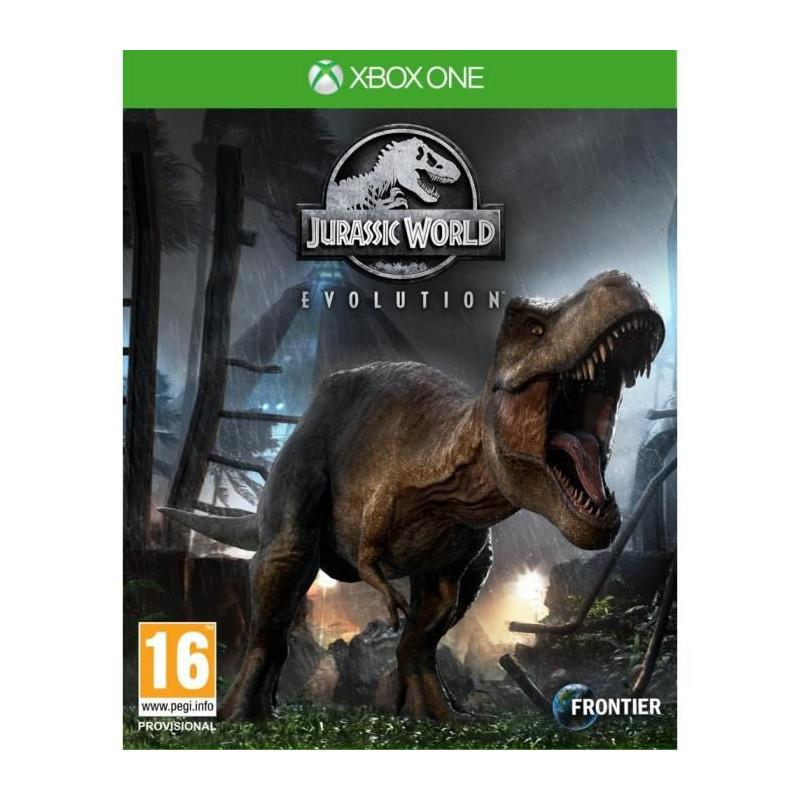 Xbox WorldEvolution Jeu Jurassic WorldEvolution One Jurassic Jeu 0O8nwvmN