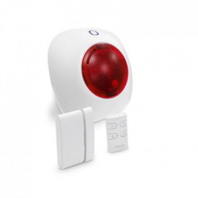 CHACON Alarme maison sans fil Plug and Play