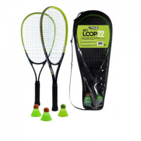 STIGA Set de speed badminton Loop 22