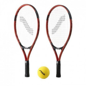 STIGA Mini set de tennis - Rouge et noir