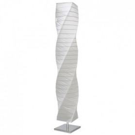 RANEX Lampadaire Twister en métal et papier.