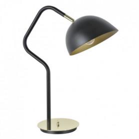 MILES Lampe a poser en métal - Tete articulée