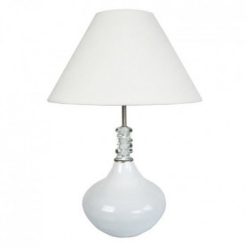 Pied de lampe a poser COLLO QUADRATTO