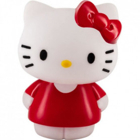 HELLO KITTY Figurine lumineuse - 25 cm - Rouge