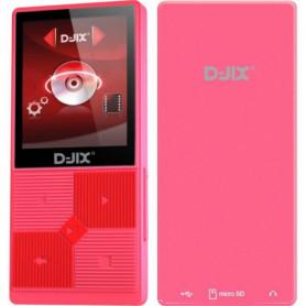 D-JIXM320BT 4GO Lecteur MP4 Bluetooth