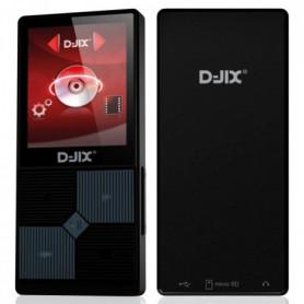 D-JIX M320BT Lecteur multimédia MP4 - 4 Go - Bluetooth