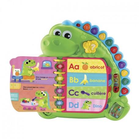Vtech Baby Mon Dino Intello Rigolo Livre Interactif