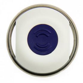 BIISAFE Buddy Traqueur GPS - Blanc/Bleu