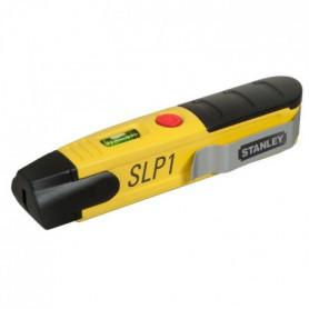STANLEY Pointeur laser manuel 2 en 1 SLP1