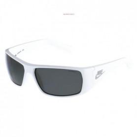 NIKE Lunettes de soleil Grind - Mixte - Blanc
