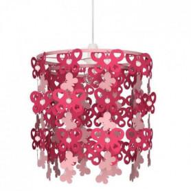 Lustre - suspension/lustre Butterfly bicolore