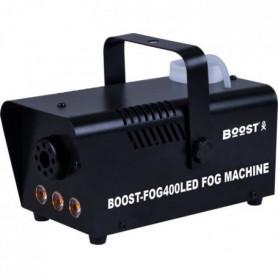 IBIZA LSM400LED-BK Mini machine a fumée 400W a LED