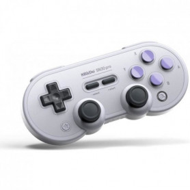 Manette Gamepad bluetooth grise 8Bitdo SN30 Pro