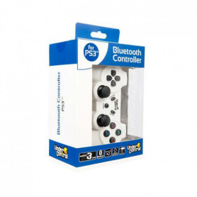 UNDER CONTROL Manette bluetooth PS3 - Blanche