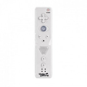 UNDER CONTROL iiMote Motion+ Wii / Wii U - Blanc