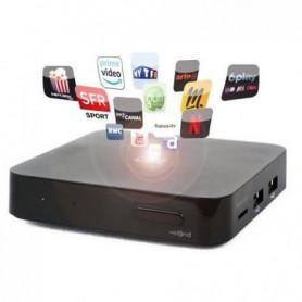 CGV 70071 Boitier TV Android 4K 7.1- Noir