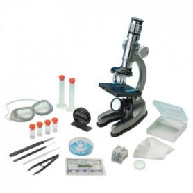 Microscope avec Illuminator et Projecteur - 100x900