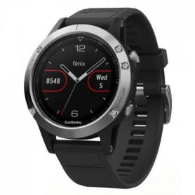 GARMIN Fenix 5 Silver Montre connectée GPS cardio