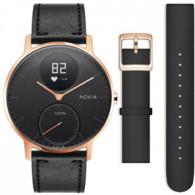 WITHINGS / NOKIA - Montre tracker d'activité STEEL