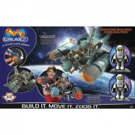 ALEX L'Explorateur des Etoiles Galax-Z - 372 pieces