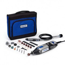 DREMEL Mini outil 4000 175W + 45 accessoires