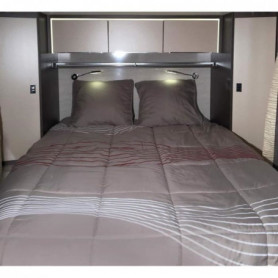 MIDLAND Pret-a-Dormir Vibes 140x200 Lit Central