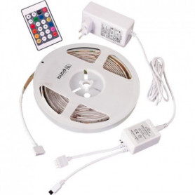 IBIZA  LLS500RGB-FX Flexible lumineux rgb a effets