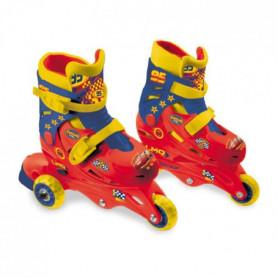 MONDO - CARS 3 - Rollers enfant évolutifs 2 en 1
