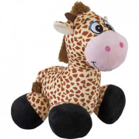 INFLATE-A-MALS Peluche gonflable Girafe chevauchable