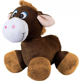 INFLATE-A-MALS Peluche gonflable Cheval chevauchable