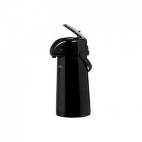 THERMOS Pichet a pompe isotherme - 1,3L - Noir