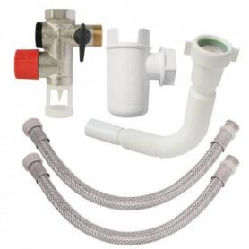 SOMATHERMKit sécurité chauffe-eau complet - Inox