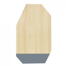 ECO DESIGN A1536 Planche a découper - 30 x 50 cm