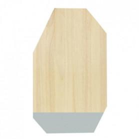 ECO DESIGN A1535 Planche a découper - 30 x 50 cm