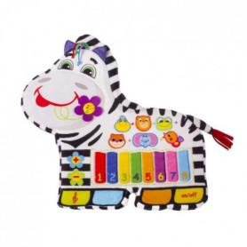 HAPPY SNAIL - Piano Zebre