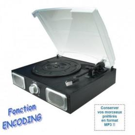 INOVALLEY TD11 Platine vinyle disque numérique USB