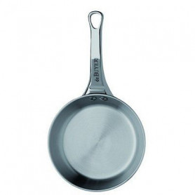 DE BUYER Mini poele ronde Affinity - Inox - Ø 10 cm